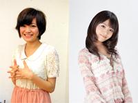 アニメ「宮河家の空腹」で宮河姉妹を演じられた川崎琴さんと島形麻衣奈さんの2人の声優